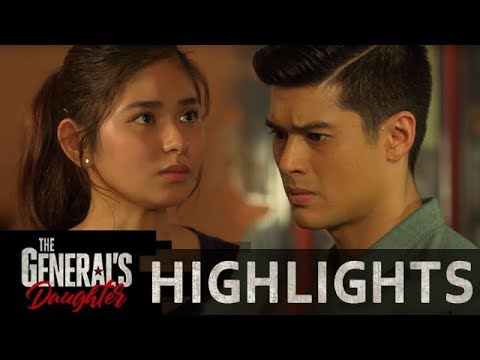 Ethan urges Claire to stay away from Ivan | The General's Daughter