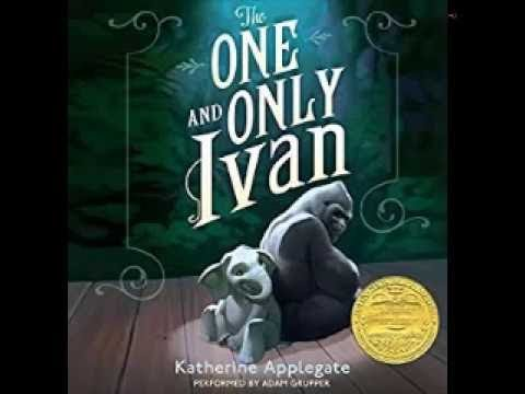 the one and only ivan audiobook