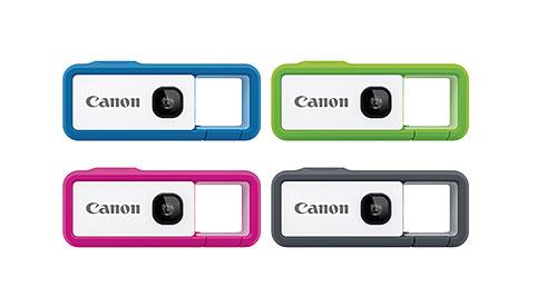 キヤノンがカラビナ型カメラ「iNSPiCREC」本格展開ズーム、画面なし「不便さ楽しんで」キヤノンマーケティングジャパンがカラビナ形状の小型カメラ「iNSPiCREC」を店頭で販売する