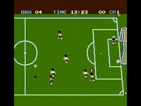 ファミコン 任天堂 サッカー Soccer
