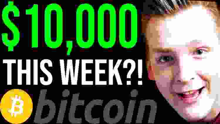 BITCOIN $9500 BROKEN!!! 🔴 THIS IS BIG / Programmer explains