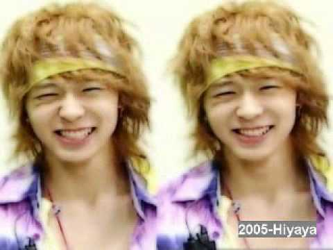 (TVXQ/東方神起)2004~2009 ユチョン (yoochun's sweet memories)