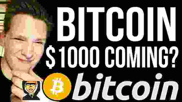BITCOIN CAN CRASH TO $1000? Overlooked Signals... Sawcruhteez Interview