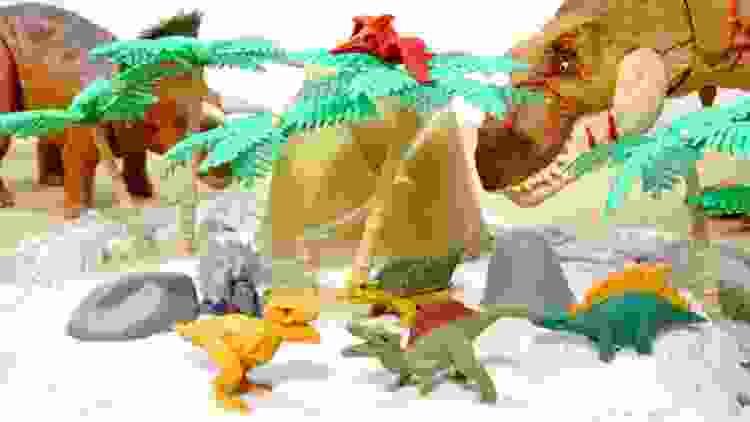 ダイソーで買った可愛い恐竜の消しゴム おもしろ消しゴム 2袋 開封紹介!