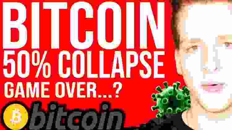 BITCOIN -50% CAPITULATION... Let's talk...