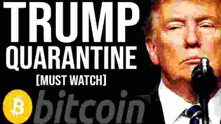 WOW!! TRUMP QUARANTINE!! Bitcoin, DNA, Code - Programmer explains