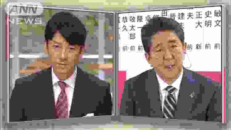 富川悠太が自民党総裁・安倍総理に聞く (17/10/22)