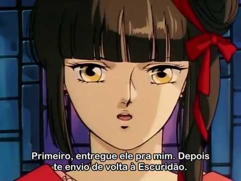 Vampire Princess Miyu OVA 02 - Festa de Marionetes (1988)