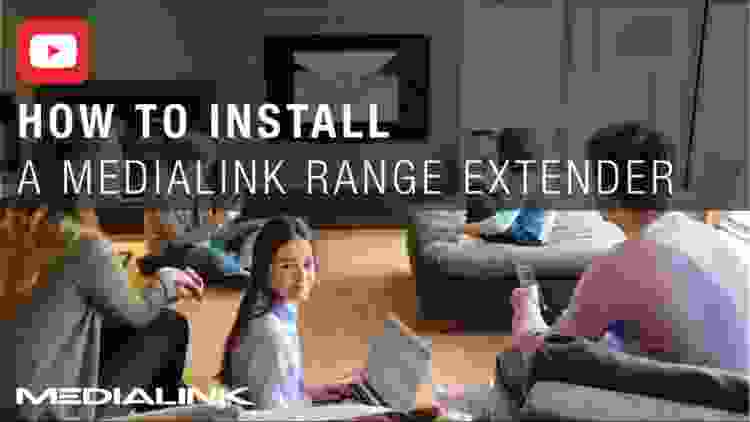 How to Install a Medialink Range Extender