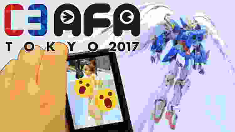 New Gunpla, Figures and Thicc Butts at C3AFA Tokyo