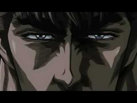 Hokuto no Ken - Raoh vs Kenshiro - Kill the Fight - Digitally Remastered BY ME