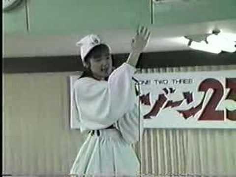 背中ごしにセンチメンタル 歌:宮里久美
