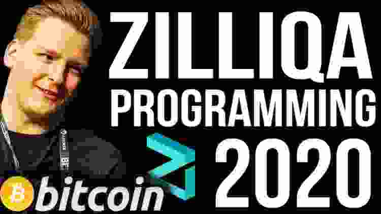 ZILLIQA PROGRAMMING (Very Easy), Must Try, From Zero - Programmer explains