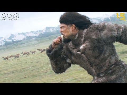 [人類誕生CG] 4万3000年前 進化したホモ・サピエンスの狩り   Homo sapiens' advanced hunting   NHKスペシャル   NHK