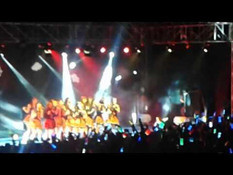 JKT48 - Live in concert Bogor shoujo tachi yo
