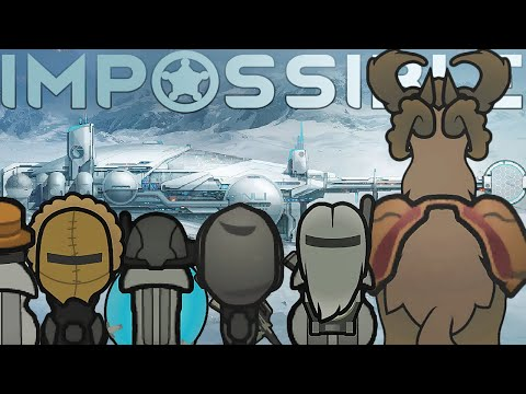 The Impossible Journey - A RimWorld Movie