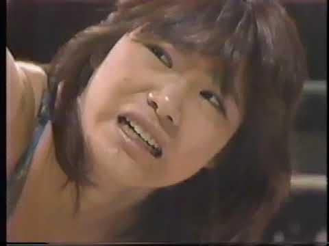 全日本女子プロレス 1987 東大阪市立中央体育館