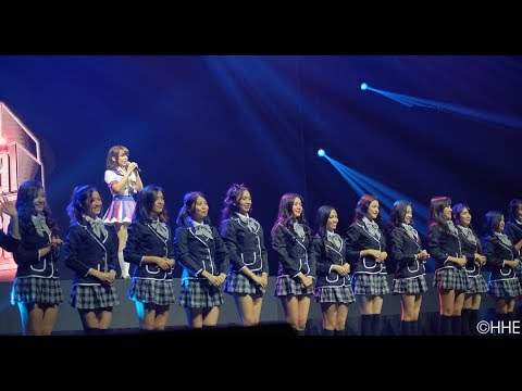 "【MNL48 ""The Living the Dream Concert""】Last Orig48 girls 